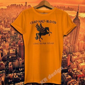 shirt van Kamp Halfbloed