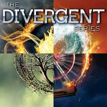 Divergent afbeelding