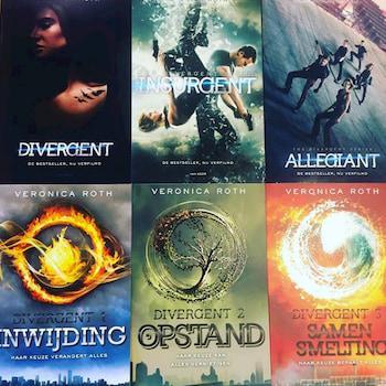 Divergent serie afbeelding